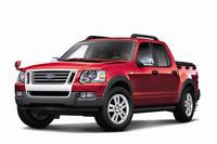 「フォード・エクスプローラー スポーツトラック XLT ADVENTURE AMERICA」