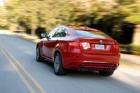 BMW X5とX6に高性能版「M」が登場の画像