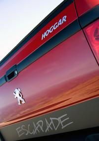 プジョーのトラック「ホガー」、デビューの画像