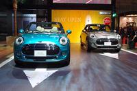 新型MINIコンバーチブル、東京で世界初公開【東京モーターショー2015】の画像