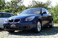 【Movie】BMW 新型5シリーズ試乗会〜アクティブステアリング