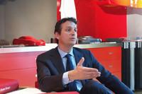 フェラーリのマーケティング担当役員にインタビュー【北京モーターショー2012】
