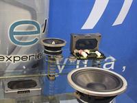 スペインのスピーカーメーカー、ベイマのエクスペリエンス・シリーズ。