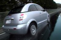 【Movie】変幻自在の「シトロエンC3プルリエル」、変身の模様を動画で見る