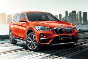「BMW X1」に西日本限定の特別仕様車が登場