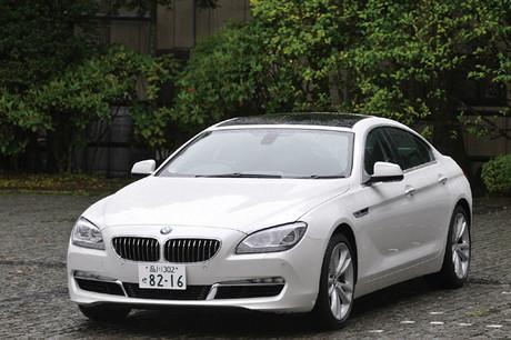 BMW 640iグランクーペ(FR/8AT)……1108万2000円「6シリーズ」に新しくラインナップされた「グランクーペ...