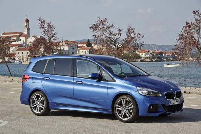 BMW 220iグランツアラー/BMW 220d xDriveグランツアラー【海外試乗記】
