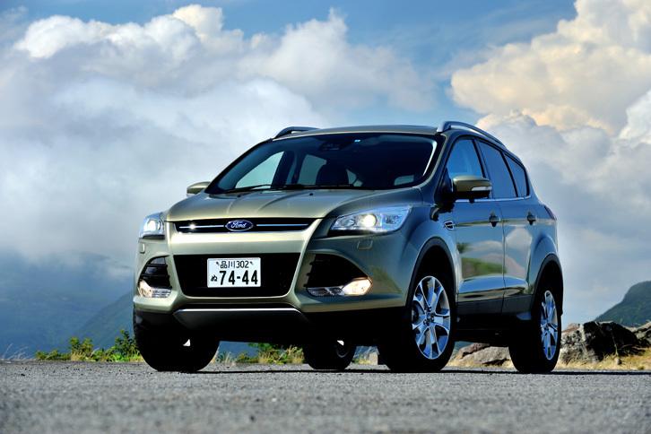 フォード・クーガ タイタニアム(4WD/6AT)【試乗記】