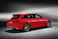 「RS」モデル伝統のワイドなフェンダーにより、全幅は標準ボディーより25mm幅広い1850mmへ。