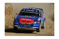 【WRC 2006】第6戦アルゼンチン、ロウブ&シトロエン4連勝の画像