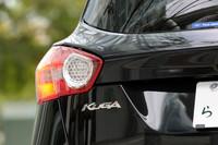 フォード・クーガ タイタニアム(4WD/5AT)【ブリーフテスト】の画像