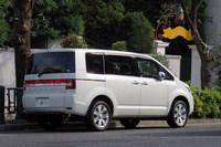 「デリカスペースギア」の後継モデルとして、2007年1月に登場した「デリカD:5」。ディーゼルエンジン搭載車は2013年1月に追加されている。