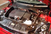 日本で扱われるMINIでは初となる、ディーゼルエンジン。写真は、「クーパーSDクロスオーバー」に搭載されるハイパワーバージョン。