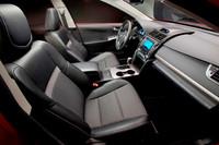 新型トヨタ・カムリ、アメリカでデビュー