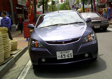 トヨタ WiLL VS(4AT)【試乗記】