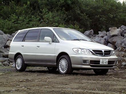 日産プレサージュCII(2WD/2500ガソリン/8人乗り)(4AT)【ブリーフテスト】