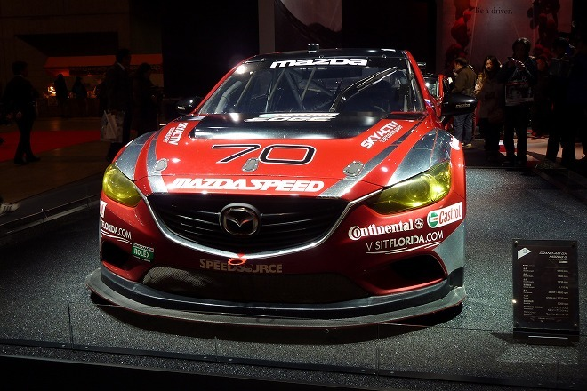 Mazda 6 SKYACTIV-D Racing