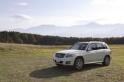 メルセデス・ベンツGLK300 4MATIC(4WD/7AT)【試乗記】