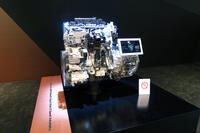 「508GT」に搭載される「ブルーHDi」と呼ばれるディーゼルエンジン。