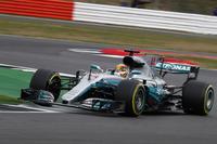 【F1 2017 速報】第10戦イギリスGP、ハミルトン4勝目でベッテルと1点差にの画像