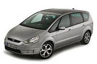 フォード、姉妹車「S-MAX」「ギャラクシー」を出展【ジュネーブショー06】の画像
