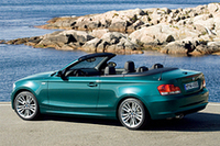 「BMW 1シリーズカブリオレ」