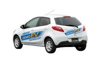 電気自動車「マツダ・デミオEV」リース販売開始の画像