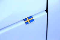 さり気なくスウェーデンブランドであることをアピール。