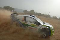 【WRC 2006】第8戦アクロポリス、ロウブの連勝ついにストップ! 悪路を攻略、グロンホルム3勝目の画像