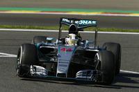 11戦10回目のポールポジションで早くも今季最多ポールシッターとなったルイス・ハミルトン。シーズン中に6戦連続ポールを奪取したのは1999年のミカ・ハッキネン以来となる。懸念されたスタートでトップを守ると、その後はほぼ敵なし状態で完勝。チャンピオンシップにおけるリードを28点にまで広げた。(Photo=Mercedes)