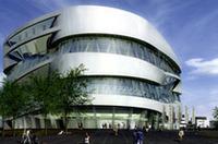 新メルセデス・ミュージアム、2006年5月にオープン!の画像