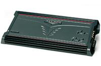 キッカーのZXシリーズ・アンプはノイズ特性が大幅に向上したとのこと。
