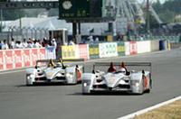 【ルマン2006】No.8アウディR10、ディーゼルエンジン初勝利を飾る!の画像