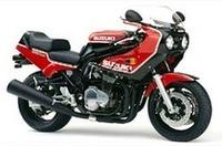 スズキのバイク「GS1200SS」に新色追加の画像