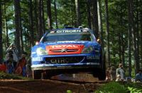 【WRC 2006】第11戦ラリー・ジャパン、新井は殊勲の6位入賞!ロウブが通算27勝目で最多勝記録更新の画像