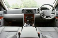 ジープ・グランドチェロキー・リミテッド(4WD/5AT)/リミテッド5.7(4WD/5AT)【試乗記】の画像