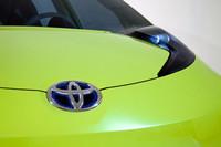 トヨタ、ハイブリッドの新型コンセプトカーを出展