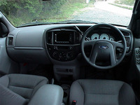 フォード・エスケープ 3リッターV6 XLT(プリプロダクションモデル)(4AT)【ブリーフテスト】の画像