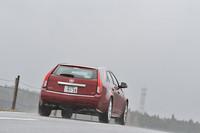 キャデラックCTSスポーツワゴン 3.6プレミアム(FR/6AT)【ブリーフテスト】