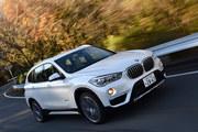 BMW X1 xDrive25i xライン(4WD/8AT)【試乗記】