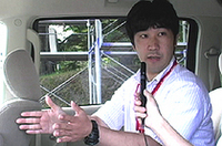 【Movie】日産の新型「プレサージュ」試乗会報告(その3)