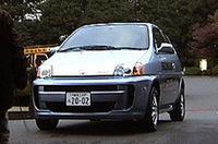 【Movie】ホンダの燃料電池車「FCX」に乗る