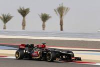 タイヤに厳しいサーキットで、タイヤに優しいロータス&ライコネンが1回少ない2ストップで2位入賞。しかしポールタイムの0.9秒落ちという予選タイム、8番グリッドからのスタートは、優勝への大きなハンディキャップとなった。(Photo=Lotus)