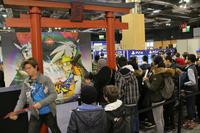 ゲームソフト『NARUTO―ナルト―疾風伝 ナルティメットストーム4』のプロモーションコーナー。