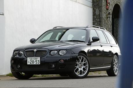 ……443.0万円総合評価……★★★「アルファイーター」「BMWのライバル」となるべく登場した「MG ZT」。そ...