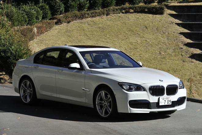 BMWアクティブハイブリッド7 Mスポーツ(FR/8AT)【試乗記】