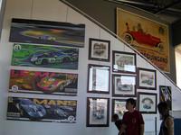 博物館の中には、広いミュージアムショップもあります。