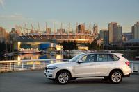 新型「BMW X5」は今年9月のフランクフルトショーで世界初公開されたばかり。初代以来の累計販売台数が130万台を超え、「このクラスで最も売れているクルマ」とうたわれる。