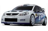 【ジュネーブショー2006】スズキはWRC参戦発表(!?)フィアットとの共同開発車で