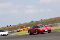 西ショートコースでは2002年式の「タイプR」、「タイプS」などの試乗が実施された。
